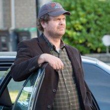 Backstrom: il detective Everett Backstrom (Rainn Wilson) nella seconda puntata