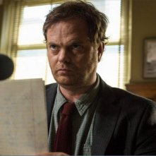 Backstrom: l'attore Rainn Wilson in una scena dell'episodio I Am a Bird Now
