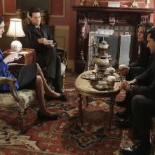 Forever: Jacqueline Antaramian, Ioan Gruffudd, Alana De La Garza e Donnie Keshawarz in The King of Columbus Circle