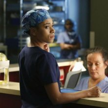Grey's Anatomy: Kelly McCreary interpreta Maggie in All I Could Do Was Cry