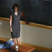 How To Get Away With Murder: Viola Davis interpreta Annalise Keating nell'episodio Best Christmas Ever