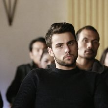 How To Get Away With Murder: l'attore Jack Falahee in una scena di Mama's Here Now