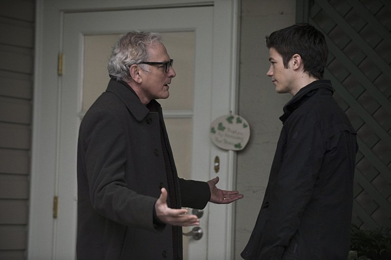 The Flash Season 1 Episode 14 Dr Stein And Barry