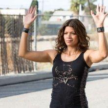 Superfast & Superfurious: Andrea Navedo in una scena del film