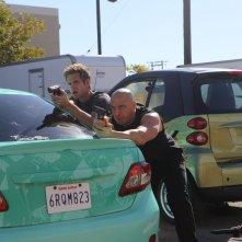 Superfast & Superfurious: Alex Ashbaugh con Dale Pavinski in una scena del film