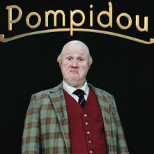Pompidou: una locandina per la commedia