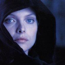 Ladyhawke: un primo piano di Michelle Pfeiffer