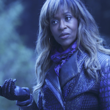 C'era una volta: l'attrice Merrin Dungey interpreta Ursula in Darkness on the Edge of Town