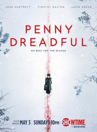 Penny Dreadful: il poster della seconda stagione