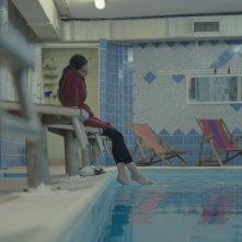 Cloro: la protagonista del film, Sara Serraiocco, in una scena