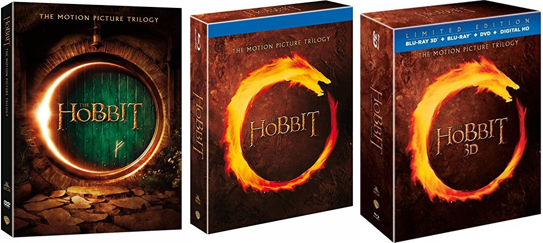 Cover Hobbittrilogia