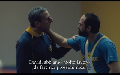 Clip 'Psichological Issues' - Foxcatcher