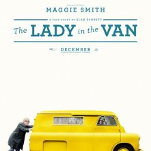 Locandina di The Lady in the Van