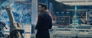 Avengers: Age of Ultron - Robert Downey jr. in un'immagine dal trailer