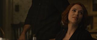 Avengers: Age of Ultron - Scarlett Johansson in una scena dal trailer