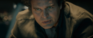 Avengers: Age of Ultron- Mark Ruffalo in una immagine tratta dal trailer del film
