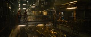 Avengers: Age of Ultron una sequenza del secondo trailer del film