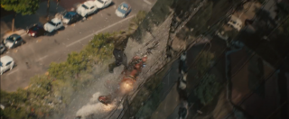 Avengers - Age of Ultron, una sequenza dal trailer