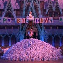 Frozen Fever: i mini Olaf!