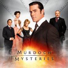 I misteri di Murdoch: il  manifesto della serie