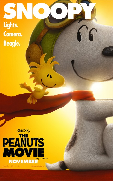 Snoopy And Charlie Brown The Peanuts Movie Ver6