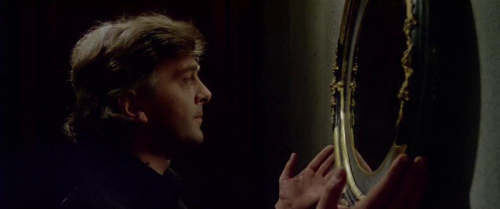 Profondo Rosso - David Hemmings nella scena finale