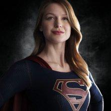 Supergirl: una foto promozionale della protagonista Melissa Benoist