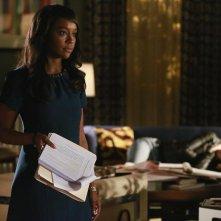How to Get Away With Murder: Aja Naomi King è Michaela Pratt nell'episodio The Night Lila Died
