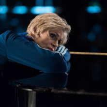 Glee: Jane Lynch interpreta Sue in The Rise and Fall of Sue Sylvester