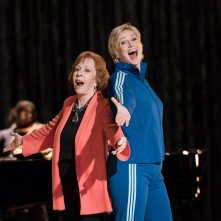 Glee: Carol Burnett e Jane Lynch in The Rise and Fall of Sue Sylvester