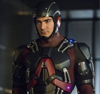 Arrow: l'attore Brandon Routh in un'immagine dell'episodio Nanda Parbat