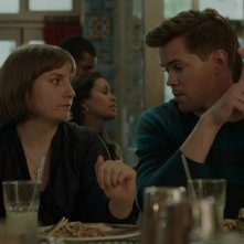 Girls: Lena Dunham e Andrew Rannells nell'episodio intitolato Close Up