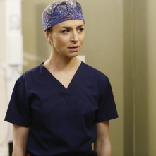 Grey's Anatomy: Caterina Scorsone interpreta Amelia Shepherd in The Distance