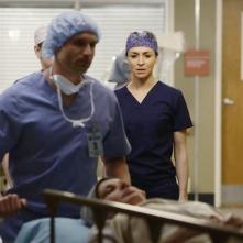Grey's Anatomy: l'attrice Caterina Scorsone nella puntata The Distance