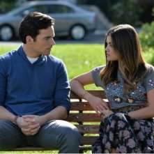Pretty Little Liars: Ian Harding e Lucy Hale nella puntata To Plea or Not to Plea