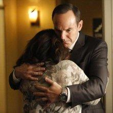Agents of S.H.I.E.L.D.: l'attore Clark Gregg in una scena della puntata intitolata Aftershocks