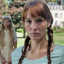 Una nuova amica: la protagonista Anaïs Demoustier in un primo piano tratto dal film