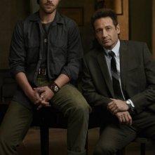 Aquarius: David Duchovny e Grey Damon interpretano Hodiak e Shage