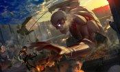 L'attacco dei giganti: la Sony al lavoro sul film tratto dal manga?