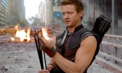 Jeremy Renner in Captain America: Civil War e Story of Your Life
