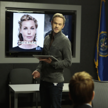 The Following: l'attore Shawn Ashmore in una scena dell'episodio New Blood