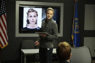 The Following: l'attore Shawn Ashmore in una scena dell'episodio New Blood