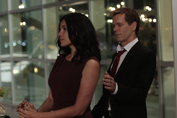 The Following: Zuleikha Robinson e Kevin Bacon in New Blood