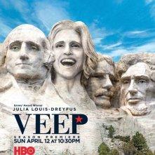 Veep: una locandina per la quarta stagione