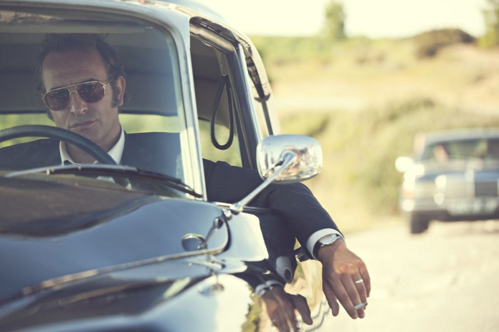 French Connection: Jean Dujardin in un'immagine del film
