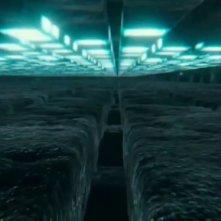 Una suggestiva immagine della sequenza iniziale di Blackhat