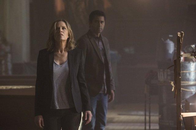 Fear the Walking Dead: la prima immagine di Kim Dickens e Cliff Curtis