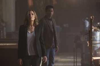 Fear the Walking Dead: la prima immagine di Kim Dickens e Cliff Curtis