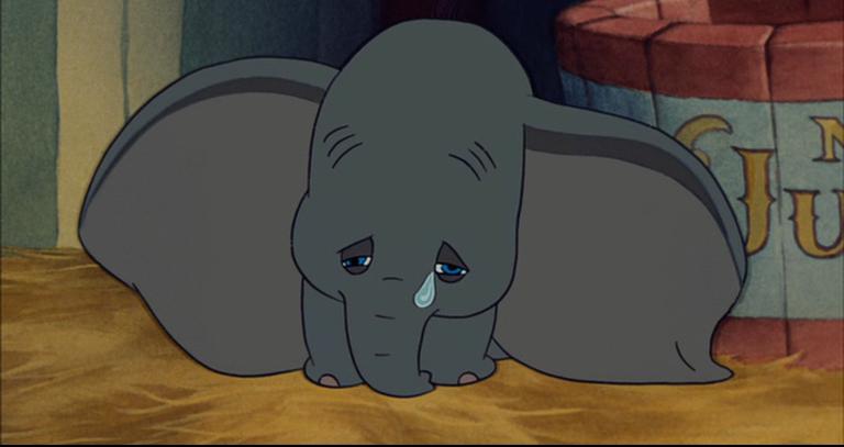 Dumbo la peta chiede a tim burton di cambiare il finale del film