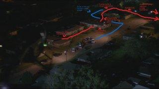True Detective: la mappa del piano sequenza di Who Goes There?